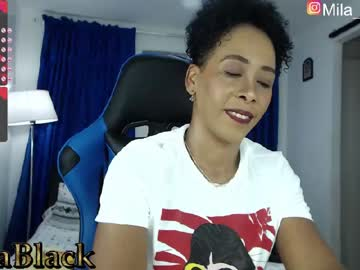 [27-11-20] milablack private from Chaturbate