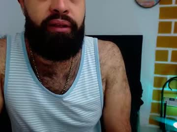 [06-06-20] camiloescobarbeard private show from Chaturbate