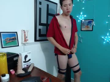 [18-11-20] nicolay_artemix record cam video from Chaturbate